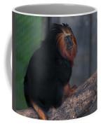 Golden Tamarin Coffee Mug