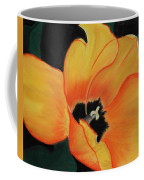 Golden Tulip Coffee Mug
