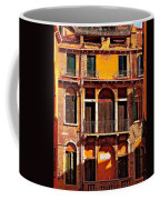 Golden Venice Coffee Mug
