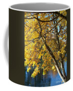 Golden Zen Coffee Mug