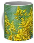 Goldenrod Flowers Coffee Mug