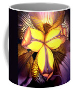 Goldie's Iris Coffee Mug