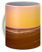 Goldlen Shore At Isle Of Palms Coffee Mug