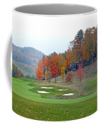 Golf Course At Lake Toxaway Coffee Mug