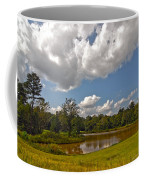 Golf Course Landscape Coffee Mug