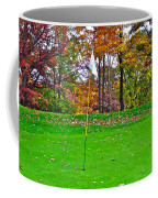 Golf My Way Coffee Mug by Frozen in Time Fine Art Photography