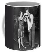 Golf Player Gets Coffee Boost Coffee Mug