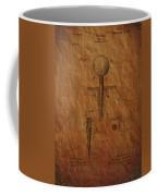 Golf Tee Patent  Coffee Mug