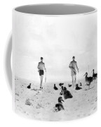 Golf With Gooney Birds Coffee Mug