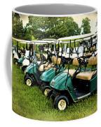 Golfers Take Your Pick Coffee Mug