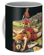 Goliath Coffee Mug