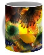 Golotha Glass Flowers Coffee Mug