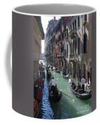 Gondolas - Venice Coffee Mug