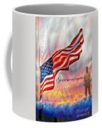 Gone But Not Forgotten Military Memorial Coffee Mug