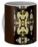 Gong Sound Mandala Yantra Coffee Mug