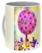 Good Luck Tree Coffee Mug by Mo T