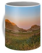 Good Morning Badlands II Coffee Mug