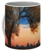 Good Morning Denver Coffee Mug by Darren  White