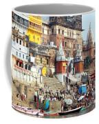Good Morning Ganga Ji 2 Coffee Mug