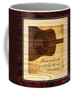 Good Ole Boys - Don Williams Coffee Mug