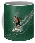 Good Waves Good Body Coffee Mug