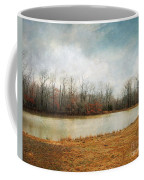 Goodbye Autumn Coffee Mug by Jai Johnson