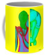 Goodbye Coffee Mug by Patrick J Murphy