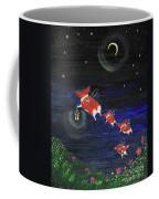 Goodnight Flowers Coffee Mug