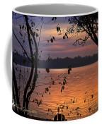 Goodnight Lake Coffee Mug by Cindy Greenstein
