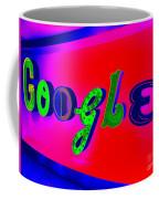 Google's Hallway Coffee Mug