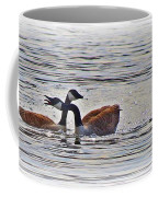 Goose Crossing Coffee Mug