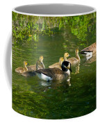 Goose Family Coffee Mug