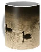 Goose Silhouette Coffee Mug