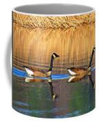 Goose Talk Too Coffee Mug