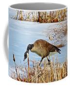 Goose Walking Coffee Mug