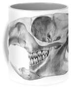 Gopher Skull Coffee Mug