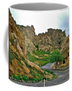 Goreme Open Air Musuem With Six Early Christian Churches In Capp Coffee Mug
