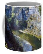 Gorge Du Tarn Coffee Mug