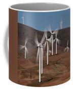 Gorge Windmills Coffee Mug