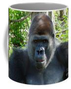 Gorilla Headshot Coffee Mug