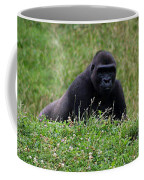Gorilla On The Hunt Coffee Mug