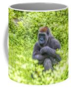 Gorilla Resting Coffee Mug