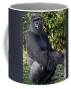 Gorillas In The Mist Coffee Mug