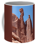 Gossips At Arches National Park Coffee Mug