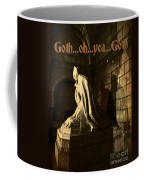 Goth Poster Coffee Mug