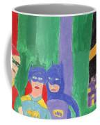 Gotham Heroes  Coffee Mug