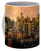 Gotham Sunset Coffee Mug