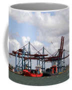 Gothenburg Harbour 07 Coffee Mug