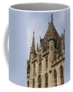 Gothic Bruges Coffee Mug