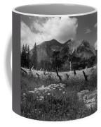 Gothic Bw Coffee Mug